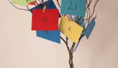 Adventni koledar za aktivnostmi