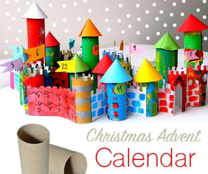 Top 10 adventnih koledarjev iz rolic