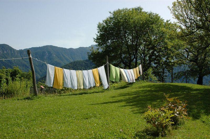 Domači tekoči pralni prašek
