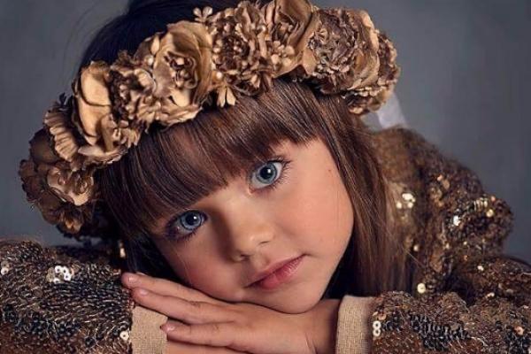 Anastasiya Knyazeva – najlepša deklica na svetu