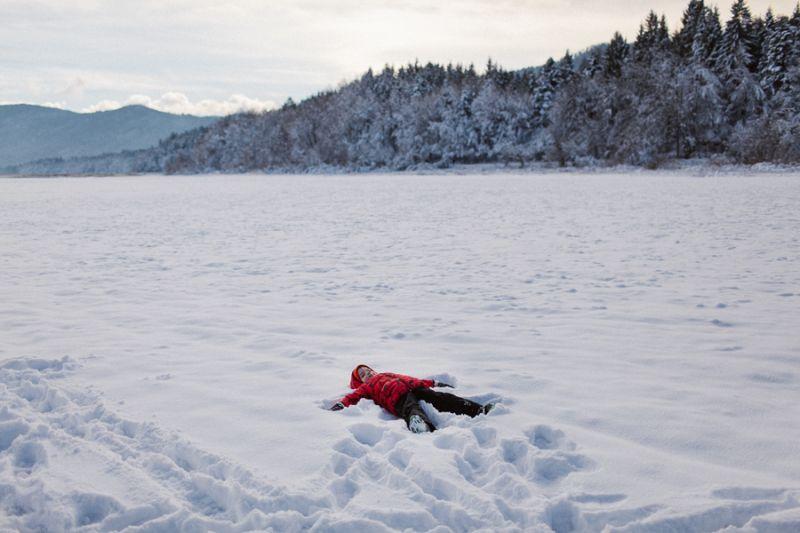 Cerkniško jezero družinski izlet