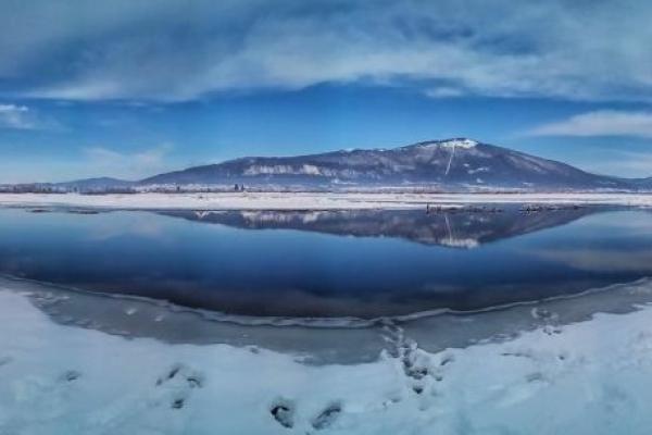 Družinski izlet na Cerkniško jezero (foto)