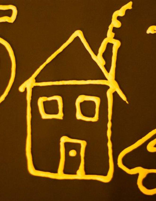 <i>Kako izdelati <b>otroške</i> &#8220;napihljive barve&#8221;</b>