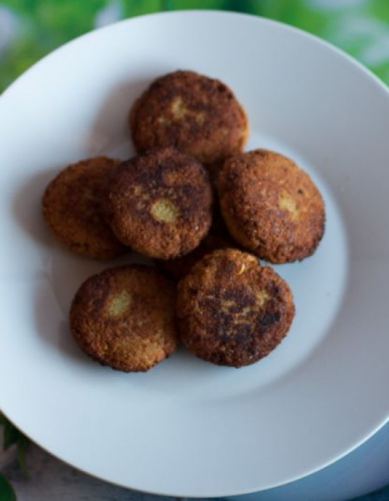 Čičerikine polpete – falafli