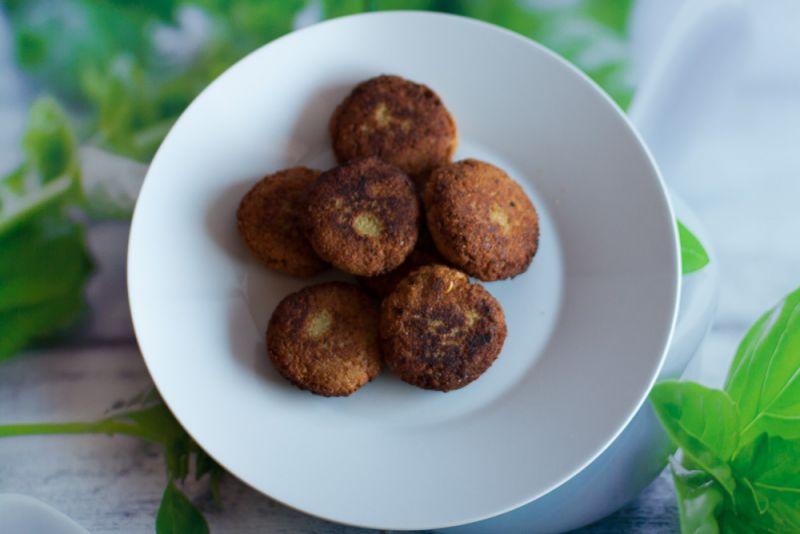Čičerikini polpeti - falafli