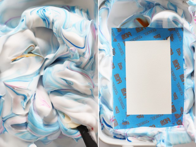 Marmoriranje papirja