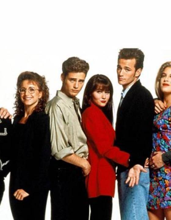 Igralci Beverly Hills 90210 takrat in sedaj