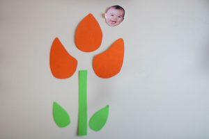 DIY rože za dan žena