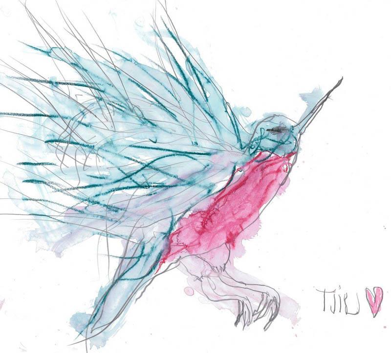 Tjili drawings