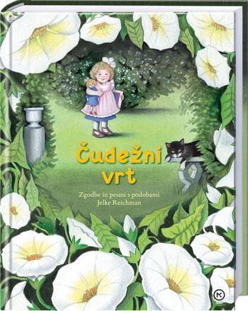 Knjiga Čudežni vrt