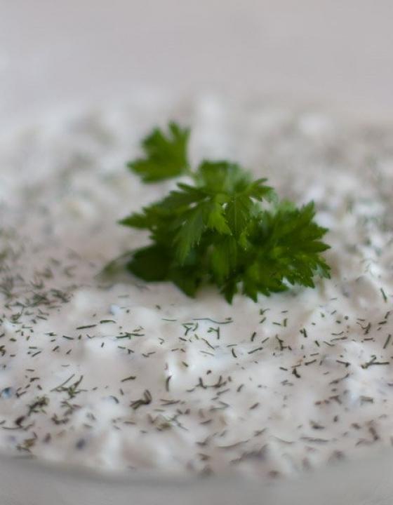 Recept zaTzatziki – najboljša grška solata