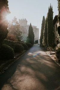 Grad Duino Sistiana Rilkejeva pot, Portopiccolo