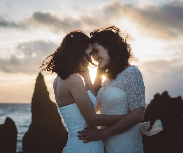 30 čustvenih fotografij istospolnih porok, ki vam bodo odprle srce