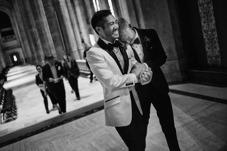 Istospolna gay poroka