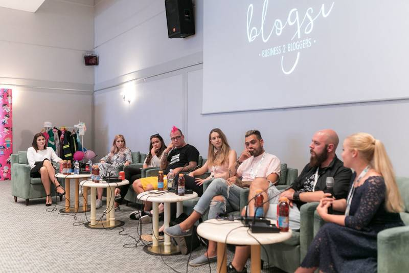 Blogsi - Okrogla miza blogerjev (foto Sami Rahim).