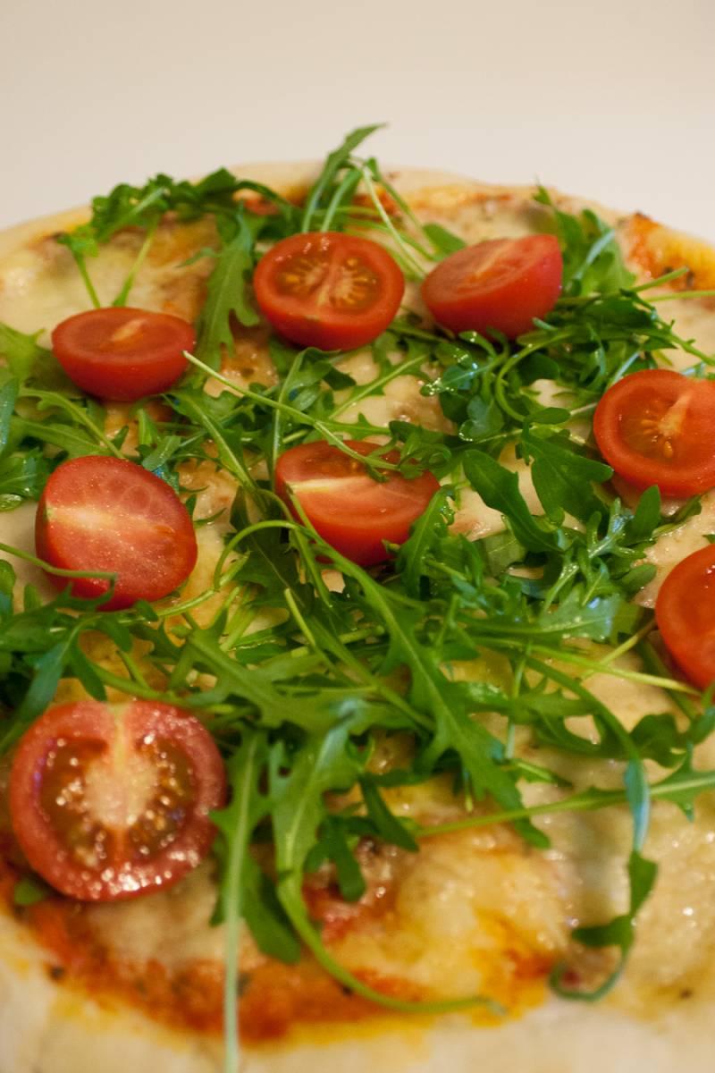 Pizza - najboljše testo za pizzo