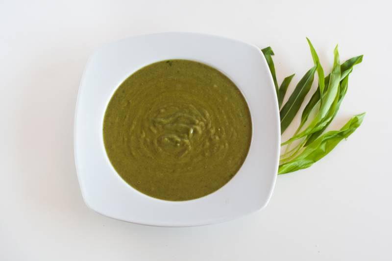 Kremna čemaževa juha