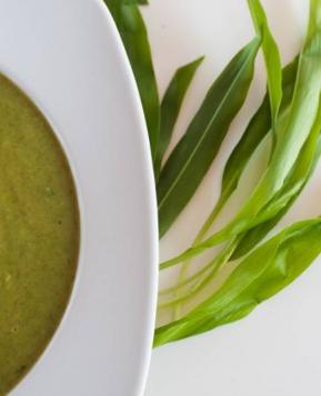 Kremna čemaževa juha – najboljše iz narave