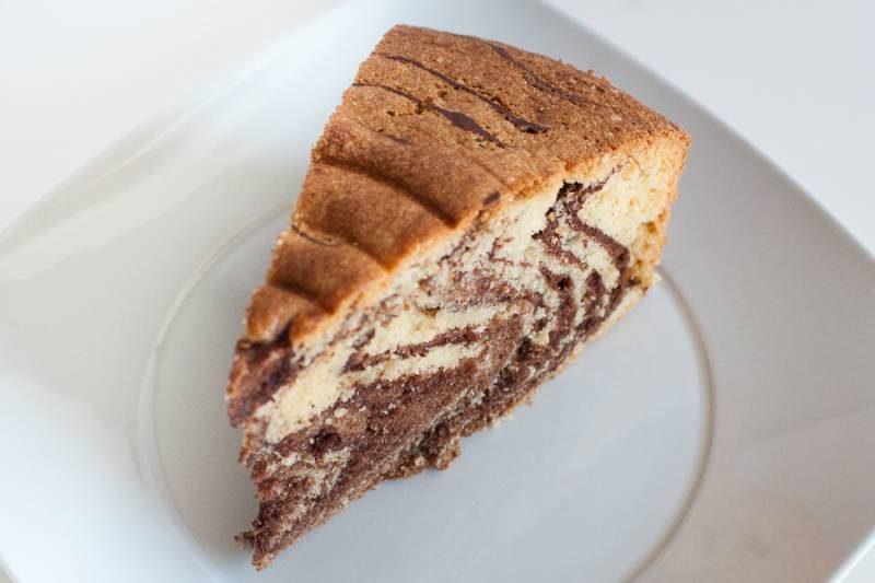 Recept za Marmorni kolač