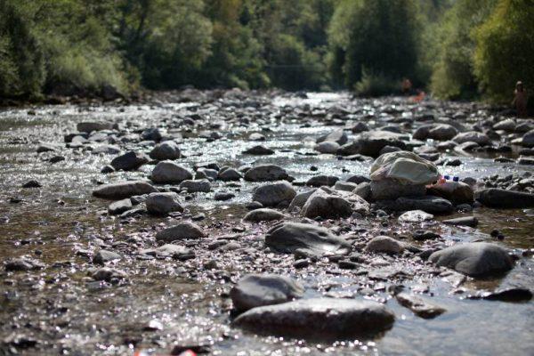 Ideja za enodnevni izlet v Sloveniji – Kamp Nadiža