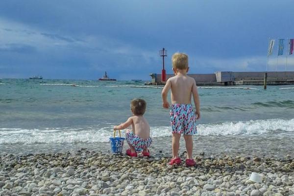 ODGOVOR – Zakaj na blogu ne izpostavljam otrok?