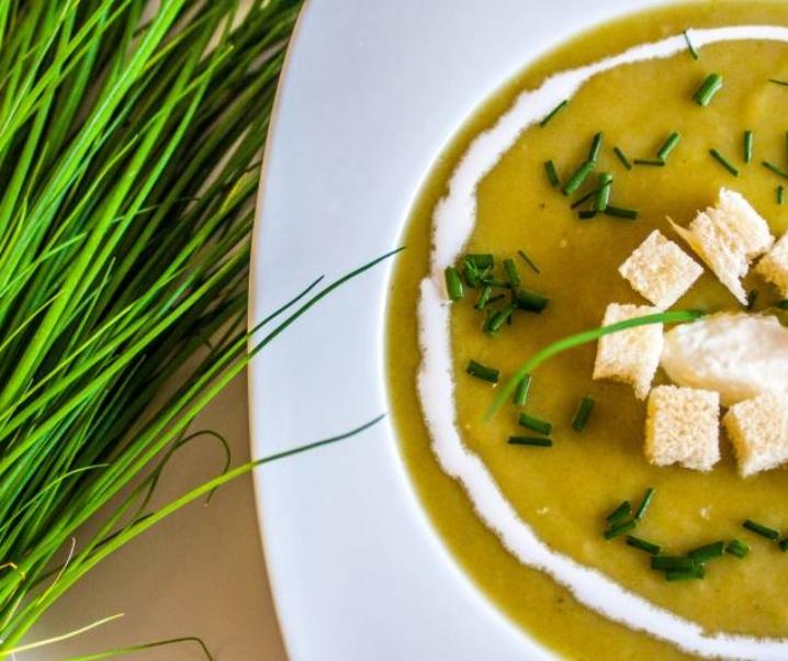 Kremna porova juha – recept za najboljšo zelenjavno juho