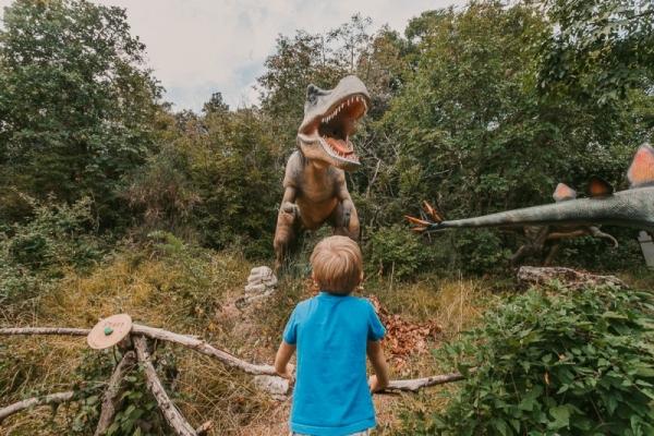Ideja za enodnevni izlet – Dinopark Funtana Poreč