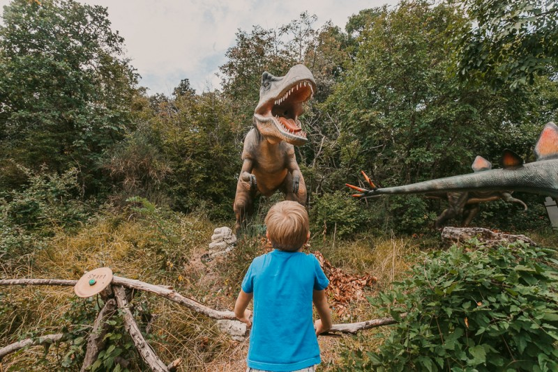 Dinopark Funtana Poreč