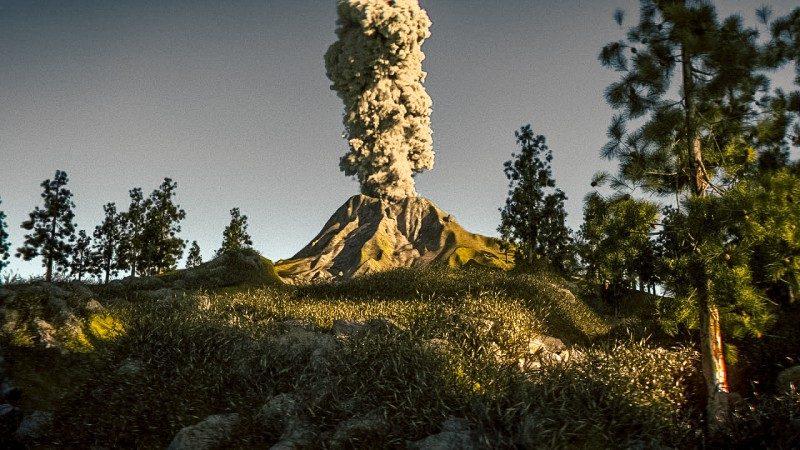 Doživljajski park Vulkanija