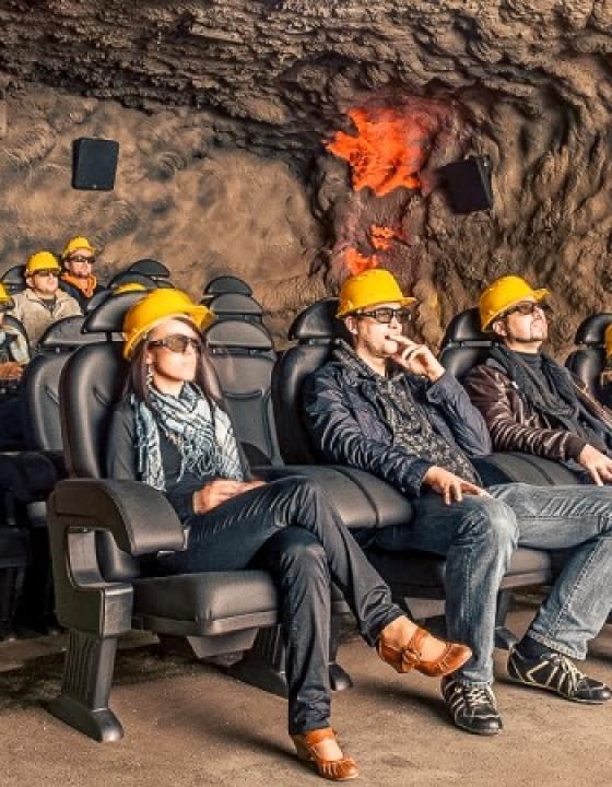 Ideja za enodnevni izlet v Sloveniji – Doživljajski park Vulkanija