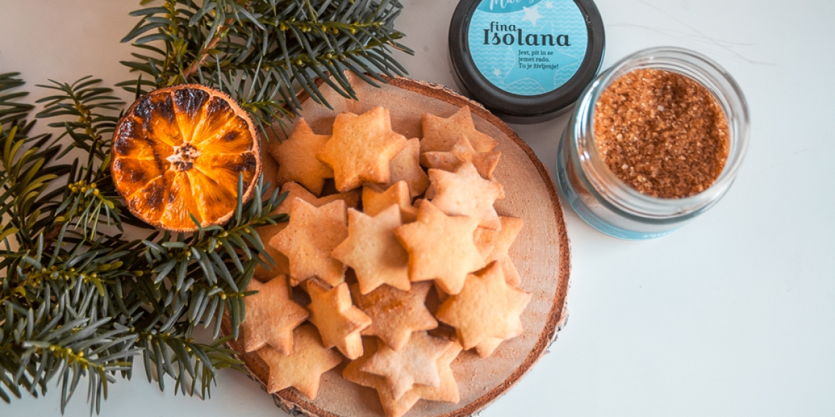 Recept za najboljše domače božične piškote