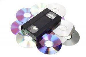 Xenijci videorekorder CD