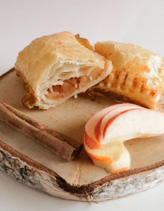 Recept Mini jabolčni zavitki