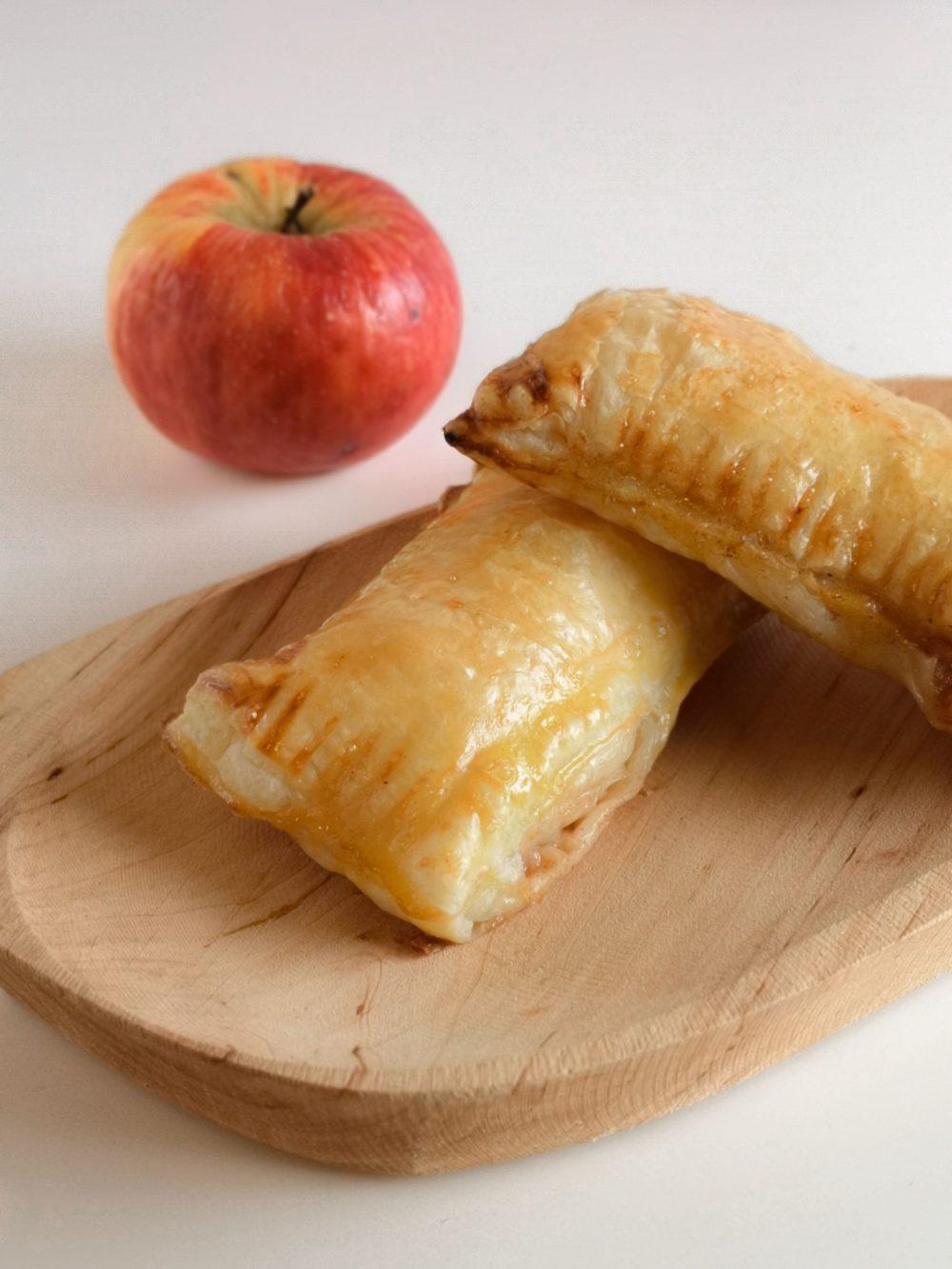 Mini jabolčni zavitek