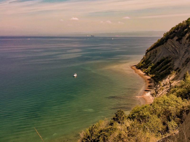 Po obalni Toskani vse do mesečevega zaliva