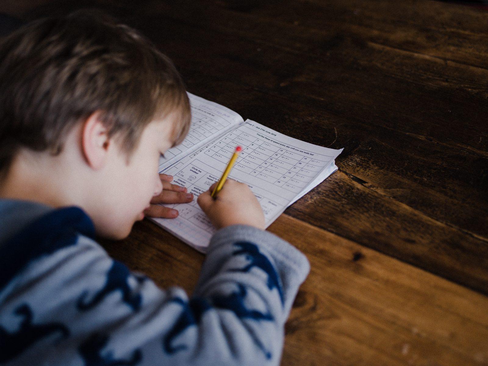 Kako izboljšamo otrokovo koncentracijo??