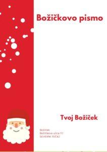 Božičkovo pismo