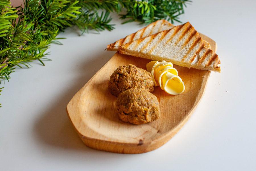 Veganski tatrski biftek